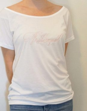Bridesmaid Tshirt 1