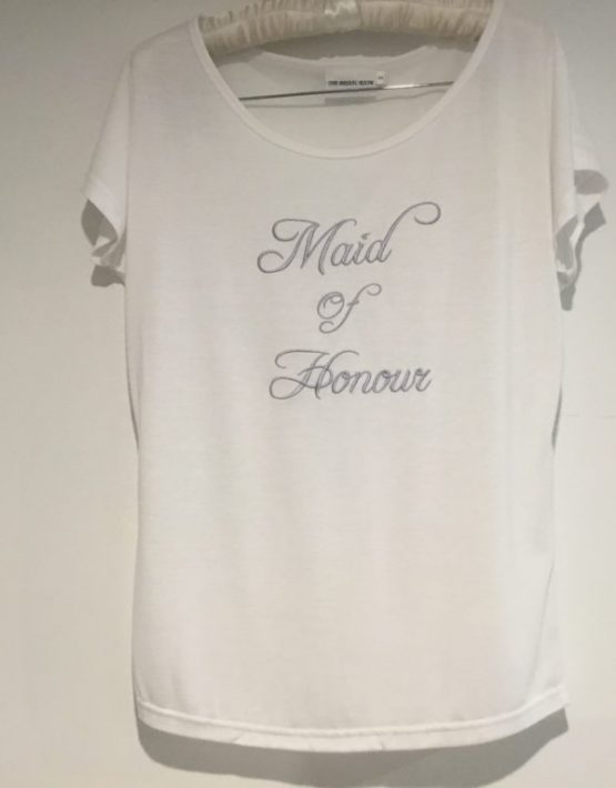 Maid of Honour Tshirt 2