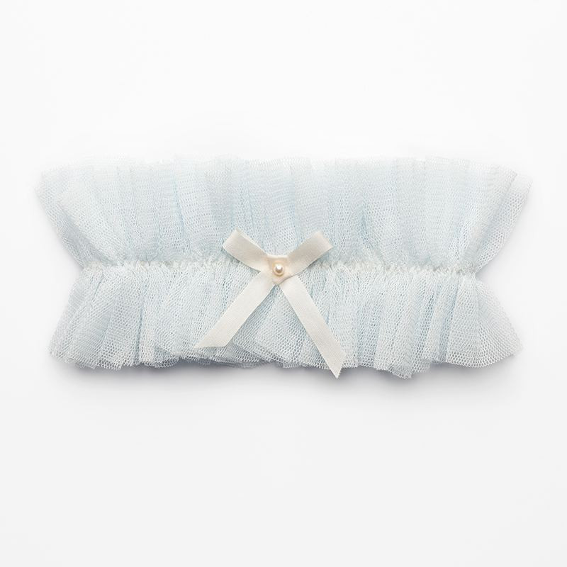 'Fairytale' Bridal Garter - by Trousseau